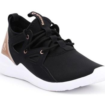 Scarpe Donna Sneakers basse Reebok Sport Cardio Motion Bianco, Nero, Rosa