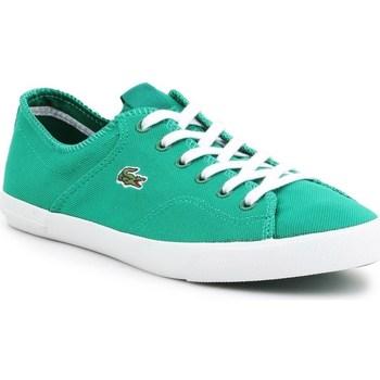 Scarpe Donna Sneakers basse Lacoste Ramer Bianco, Verde