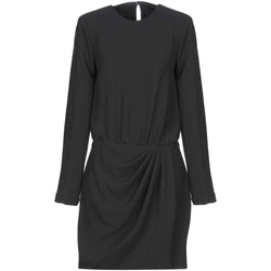 Abbigliamento Donna Abiti corti Annarita N Abito arricciato Nero