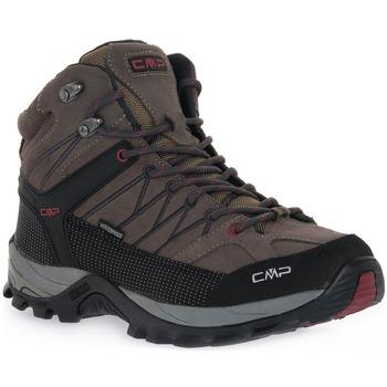Scarpe Donna Running / Trail Cmp 02PD RIGEL MID TREKKING Grigio