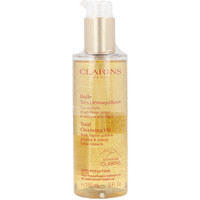 Bellezza Detergenti e struccanti Clarins Huile Très Démaquillante Tous Maquillages  150 ml