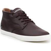 Scarpe Uomo Sneakers alte Lacoste 7-34CAM0091167 brown