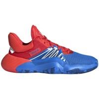 Scarpe Bambino Pallacanestro adidas Originals  Blu