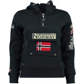 Abbigliamento Donna Felpe Geographical Norway WR773E/GN Blu
