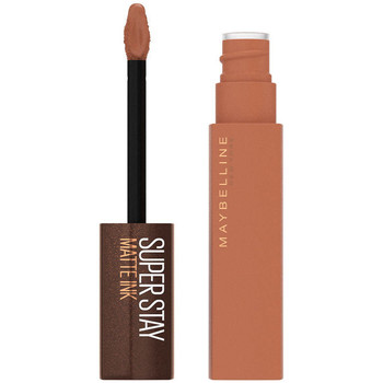 Bellezza Donna Rossetti Maybelline New York Superstay Matte Ink Coffee Edition 255-chai 5 ml