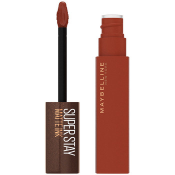 Bellezza Donna Rossetti Maybelline New York Superstay Matte Ink Coffee Edition 270-cocoa 5 ml