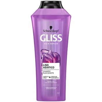 Bellezza Shampoo Schwarzkopf Gliss Liso Asiatico Champú  370 ml