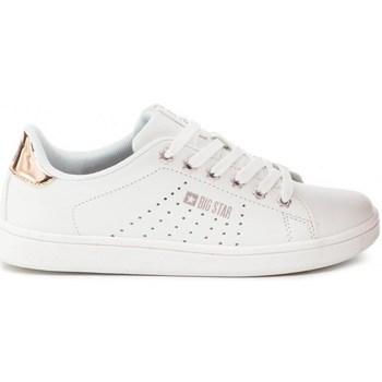 Scarpe Donna Sneakers basse Big Star DD274583 Bianco