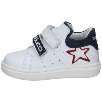 Scarpe Bambino Sneakers basse Balducci MSP3600 BIANCO