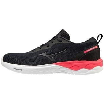 Scarpe Donna Sneakers basse Mizuno Wave Revolt Bianco, Nero, Rosso