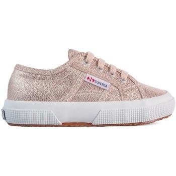 Scarpe Bambina Sneakers basse Superga SCARPE 941 PLATINUM Rosa