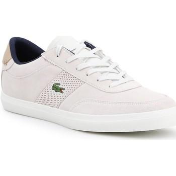 Scarpe Uomo Sneakers basse Lacoste Court-Master 418 1 CAM 7-36CAM0015-WN8 beige