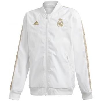Abbigliamento Bambino Giacche sportive adidas Originals  Bianco
