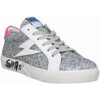 Scarpe Donna Sneakers basse Semerdjian 135397 Argento