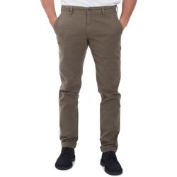Abbigliamento Uomo Pantaloni Mason's 2PN2A2935CBE308-387A Verde