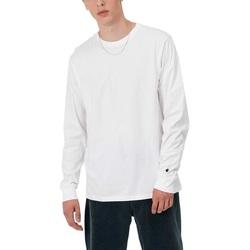 Abbigliamento Uomo T-shirts a maniche lunghe Carhartt I026265-02.90 Bianco