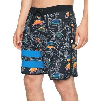 Abbigliamento Uomo Costume / Bermuda da spiaggia Hurley CU8332-010 Nero