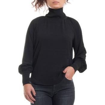 Abbigliamento Donna Top / Blusa Alpha Studio AD-4871H-1326 Nero