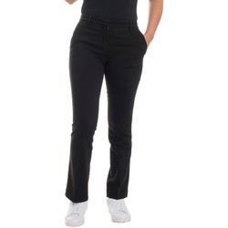Abbigliamento Donna Pantaloni Re-hash P3942367-9999 Nero