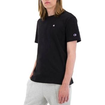 Abbigliamento Uomo T-shirt maniche corte Champion 212974-KK001 Nero