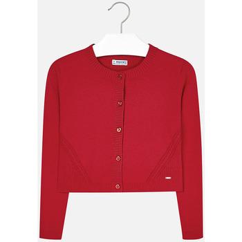 Abbigliamento Bambina Maglioni Mayoral ATRMPN-24651 Rosso