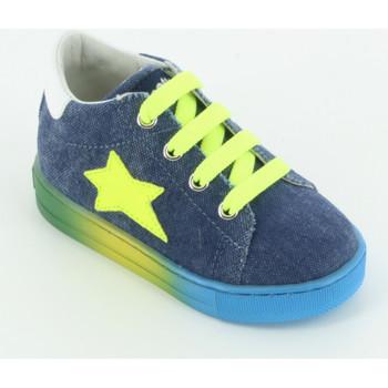 Scarpe Unisex bambino Sneakers basse Falcotto SASHA polacchino lacci  stella Blu