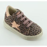 Scarpe Bambina Sneakers basse Falcotto SASHA polacchino lacci Rosa
