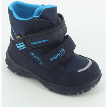 Scarpe Bambino Stivali da neve Superfit 9044 doposki gore-tex Blu