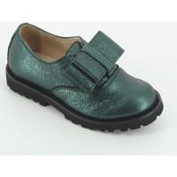 Scarpe Bambina Mocassini Andrea Montelpare MT14136 pantofola fiocco Verde