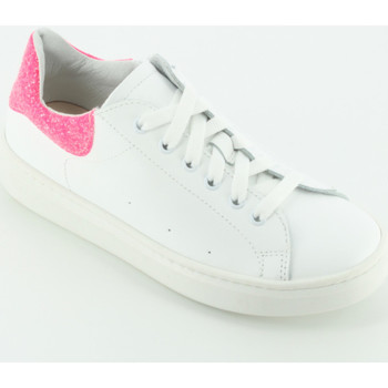 Scarpe Bambina Sneakers basse Let Me Be 9796A MC QUEEN Bianco