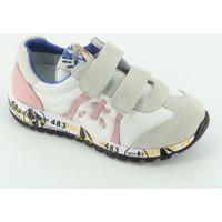 Scarpe Bambina Sneakers basse Premiata LUCY 1103 sneaker velcro Rosa