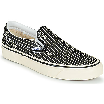 Scarpe Donna Sneakers basse Vans UA CLASSIC SLIP ON 9 Nero