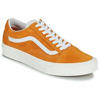 Scarpe Donna Sneakers basse Vans UA OLD SKOOL Arancio