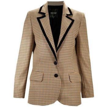 Abbigliamento Donna Giacche Denny Rose ATRMPN-24675 Marrone