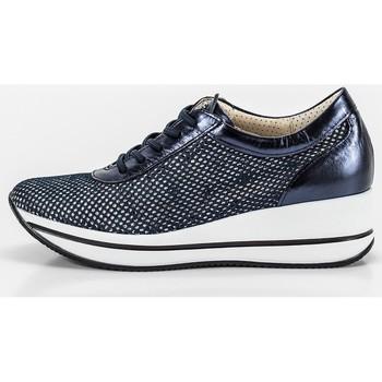 Scarpe Donna Sneakers basse Pitillos 6700 bleu