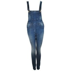 Abbigliamento Donna Tuta jumpsuit / Salopette Denny Rose ATRMPN-24684 Blu