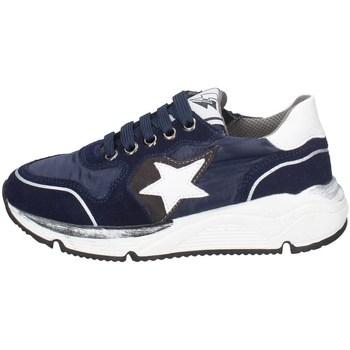 Scarpe Bambino Sneakers basse Asso AG-8704 BLU