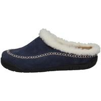 Scarpe Donna Pantofole Florance C50506-3 BLU