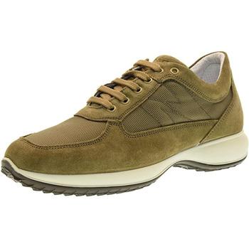 Scarpe Uomo Sneakers basse IgI&CO ATRMPN-24721 Beige