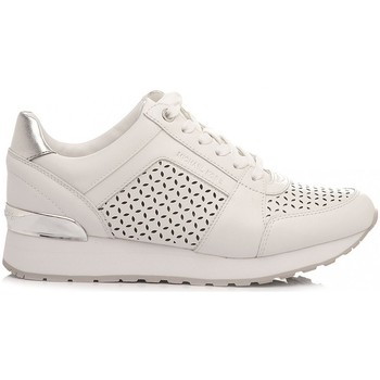 Scarpe Donna Sneakers basse MICHAEL Michael Kors Sneakers Billie Trainer White bianco