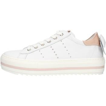 Scarpe Bambina Sneakers basse NeroGiardini E031570F Bianco