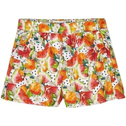 Abbigliamento Bambina Shorts / Bermuda Mayoral  Naranja