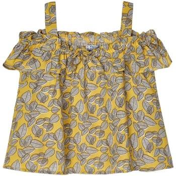 Abbigliamento Bambina Top / Blusa Mayoral  amarillo