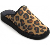 Scarpe Unisex bambino Pantofole Northome 69513 BROWN