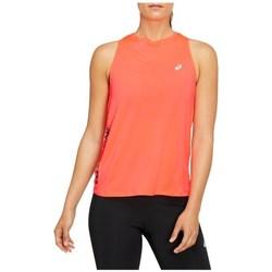 Abbigliamento Donna Top / T-shirt senza maniche Asics Future Tokyo Tank Arancione
