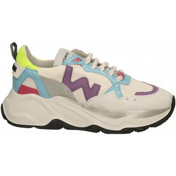 Scarpe Donna Sneakers basse Womsh FUTURA multicolor-3