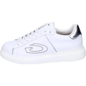 Scarpe Donna Sneakers basse Guardiani Sneakers Pelle Bianco