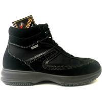 Scarpe Uomo Sneakers alte IgI&CO ATRMPN-24777 Nero