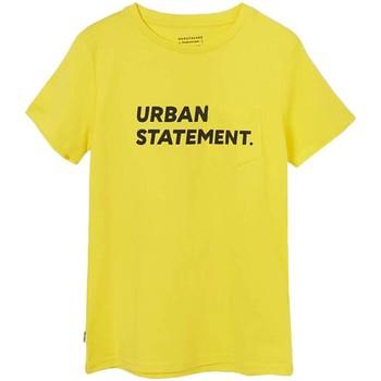 Abbigliamento Bambino T-shirt maniche corte Mayoral  amarillo