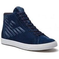 Scarpe Sneakers alte Ea7 Emporio Armani X8Z005